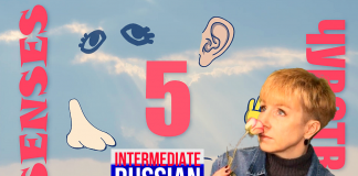 5 Senses for Intermediate Learners