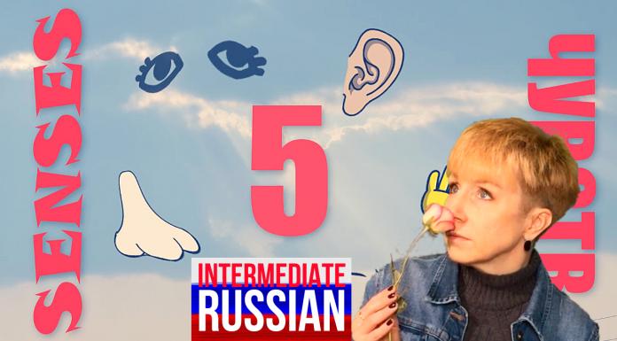 5 Senses for Intermediate Learners